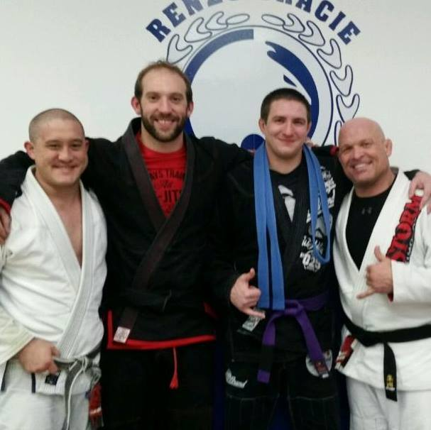 Matt B. Promoted to Purple Belt!